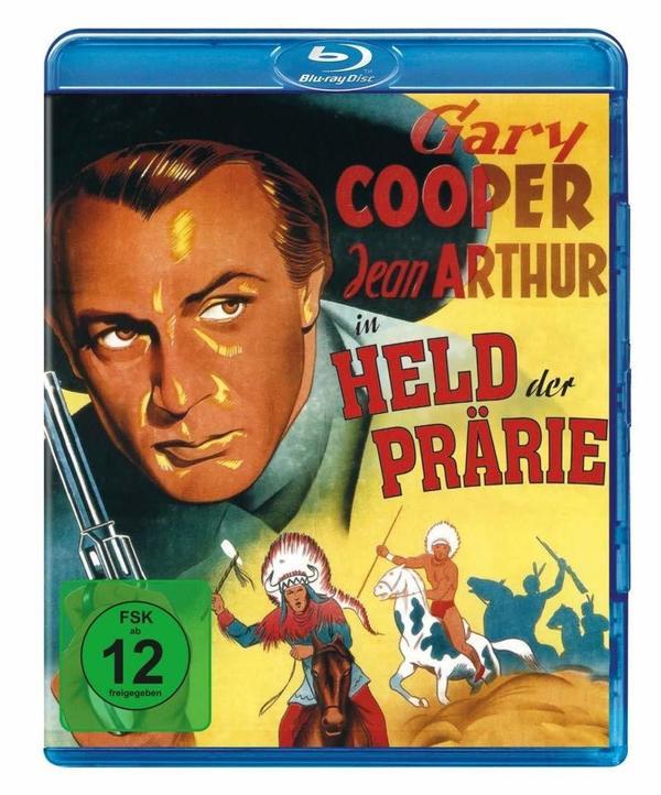 """Gary Cooper in Bestform: Wir verlosen den Western-Klassiker """"Held der Prärie"""" auf BD"""