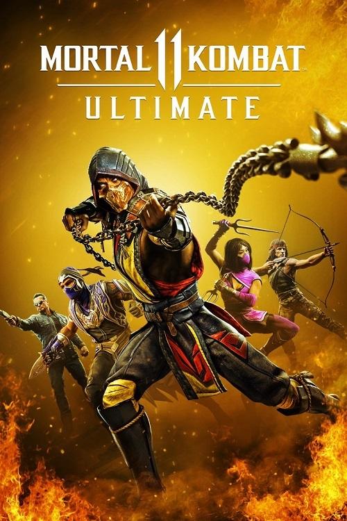 """Mögen die Fäuste fliegen: Gewinnt zum Release """"Mortal Kombat 11"""" in der Ultimate Edition!"""
