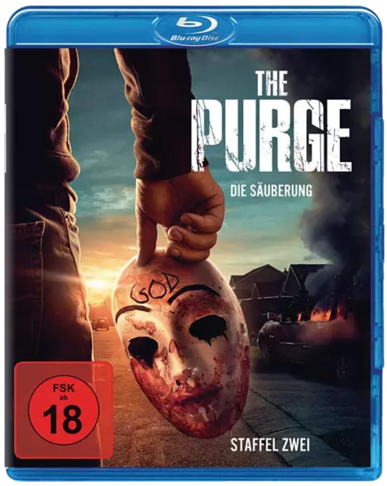 """Es wird wieder gesäubert: Wir verlosen Staffel 2 von """"The Purge"""" auf BD"""
