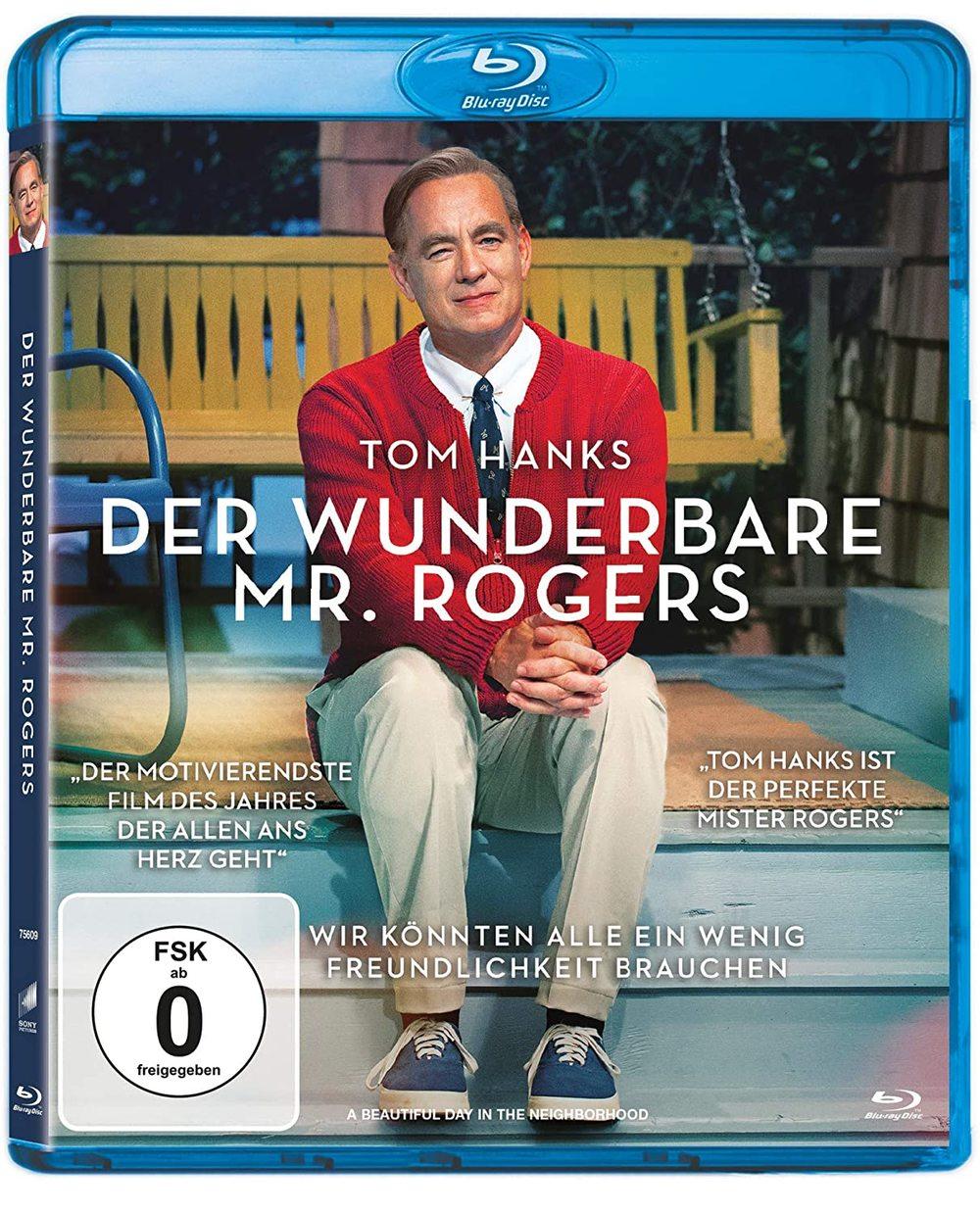 """"""" Der wunderbare Mr. Rogers"""": Wir verlosen den neuen Tom Hanks-Film auf BD"""