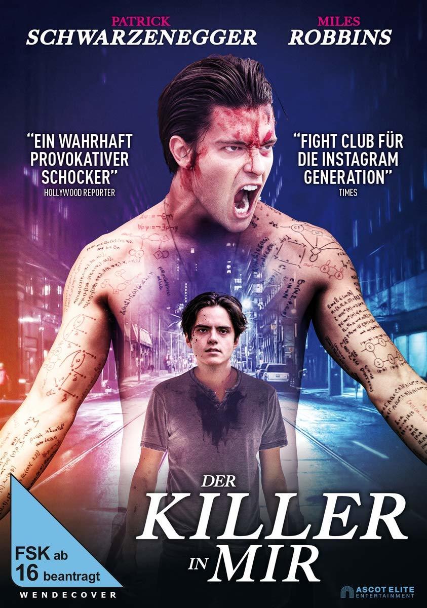 """Patrick Schwarzenegger ist """"Der Killer in mir"""" und wir verlosen den Film auf DVD und BD"""