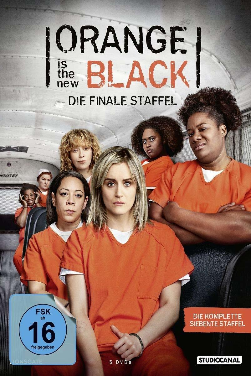 """Wir verlosen die finale Staffel von """"Orange Is the New Black"""" auf BD und DVD"""