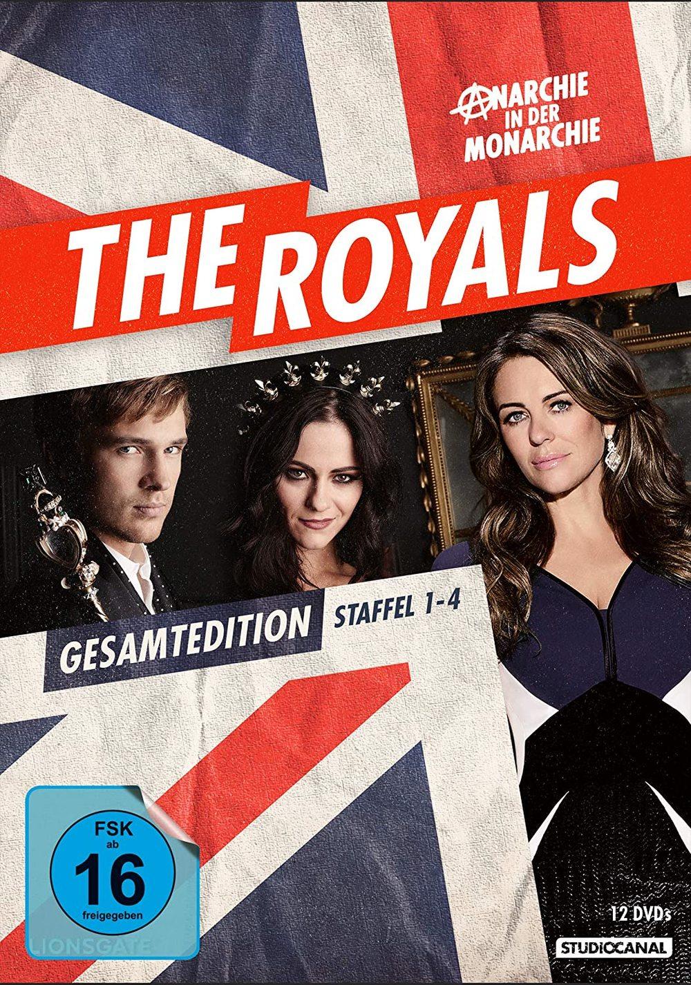 """Königlich: Wir verlosen die Gesamtedition der Serie """"The Royals"""" auf DVD"""