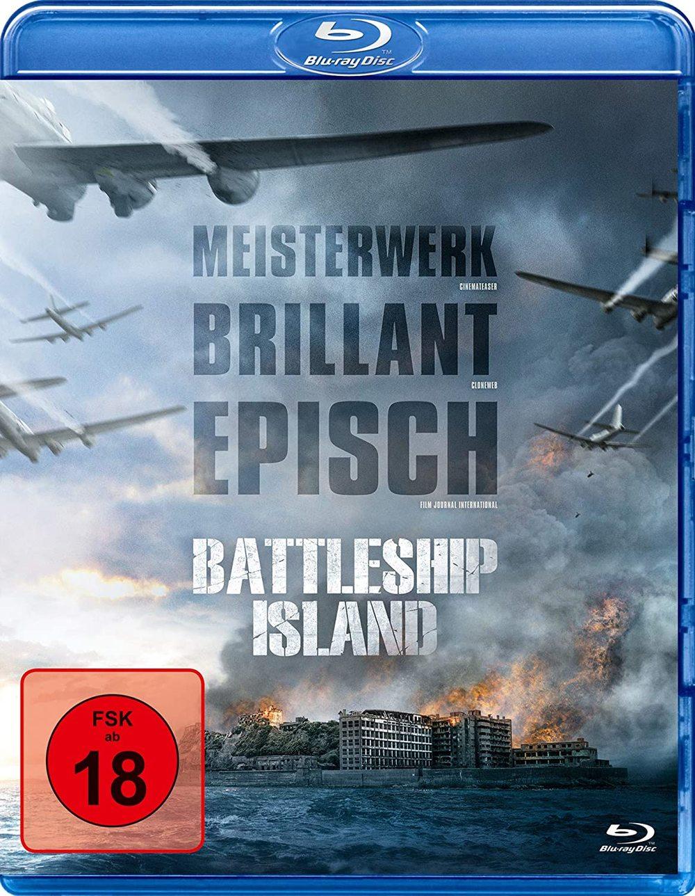 """Die große Schlacht: Wir verlosen den südkoreanischen Action-Blockbuster """"Battleship Island"""" auf BD"""
