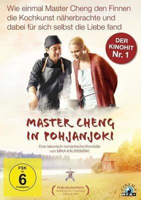 """Für Feinschmecker: Wir verlosen """"Master Cheng in Pohjanjoki"""" auf DVD"""