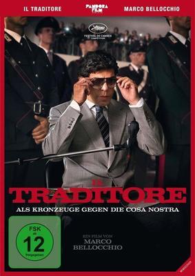 """Gegen die Mafia: Wir verlosen """"Il Traditore: Als Kronzeuge gegen die Cosa Nostra"""""""