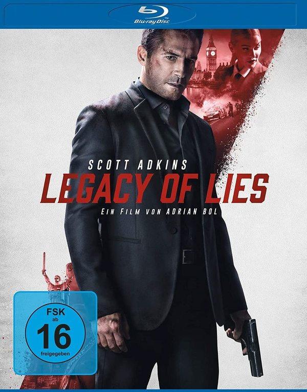 """Scott Adkins als ehemaliger MI6-Agent: Wir verlosen """"Legacy of Lies"""" auf BD"""