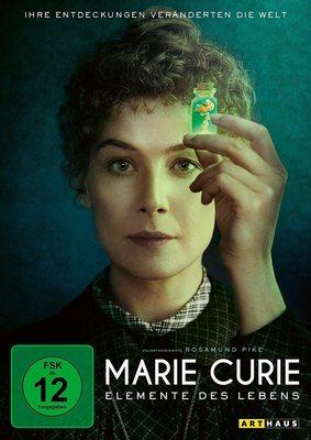 """Wir verlosen """"Marie Curie - Elemente des Lebens"""" mit Rosamund Pike auf DVD und BD"""
