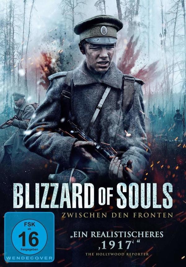 """""""Blizzard of Souls -Zwischen Den Fronten"""": Wir verlosen den Kriegsfilm auf DVD und BD"""