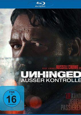"""Russell Crowe rastet aus: Wir verlosen """"Unhinged - Außer Kontrolle"""" auf BD"""
