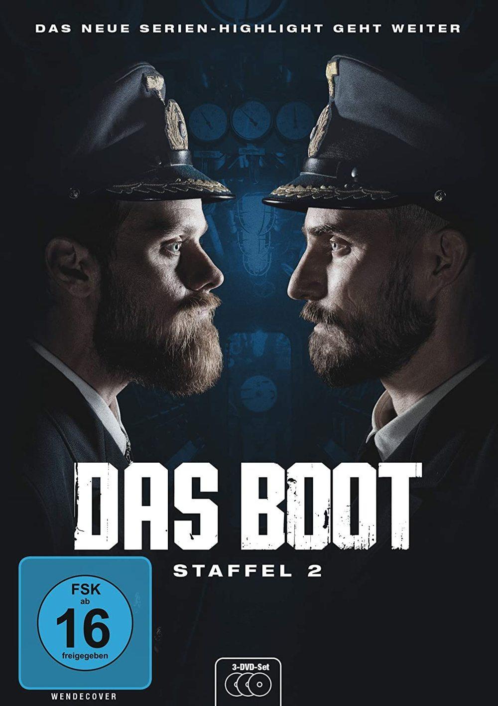 """Ahoi, Matrosen: Wir verlosen Staffel 2 von """"Das Boot"""" auf DVD und BD"""