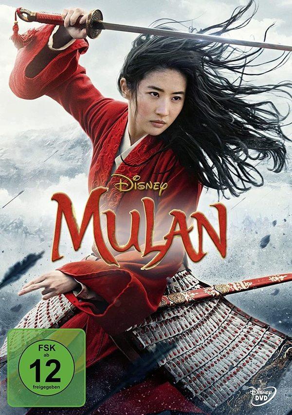 """Wir verlosen das Live-Action-Remake von """"Mulan"""" auf DVD und legen noch ein Fanpaket dazu"""