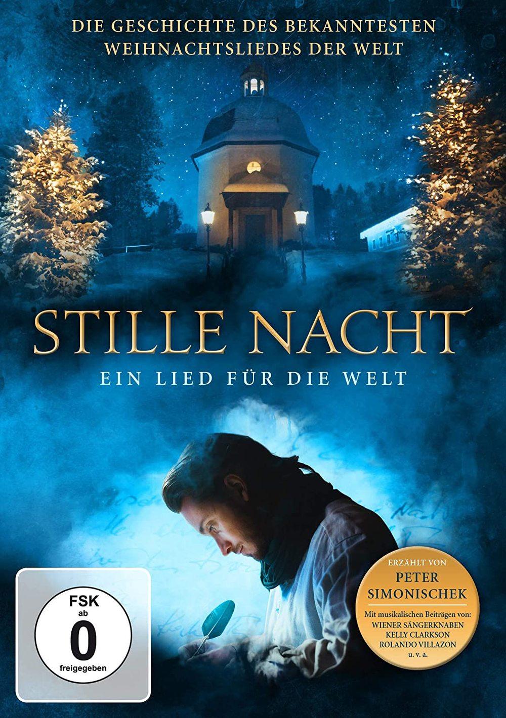 """Wie entstand ein Klassiker: Wir verlosen """"Stille Nacht - Ein Lied für die Welt"""" auf DVD"""