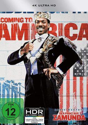"""Coming to America: Wir verlosen den Eddie Murphy Klassiker """"Der Prinz aus Zamunda"""" als Limited Steelbook 4K UHD"""