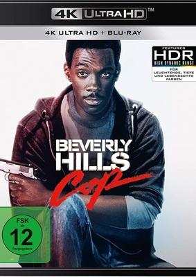 """Ich lös' den Fall auf jeden Fall: Wir verlosen den Eddie Murphy Klassiker """"Beverly Hills Cop 1"""" als 4K Ultra HD"""