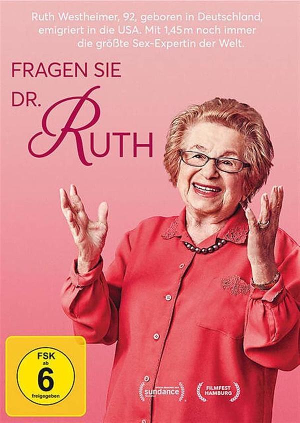 """Let's Talk about Sex: Wir verlosen """"Fragen Sie Dr. Ruth"""" auf DVD"""