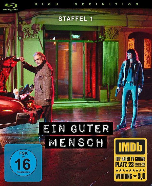 """Wir verlosen Staffel eins des Serien-Highlights """"Ein guter Mensch"""" auf BD"""