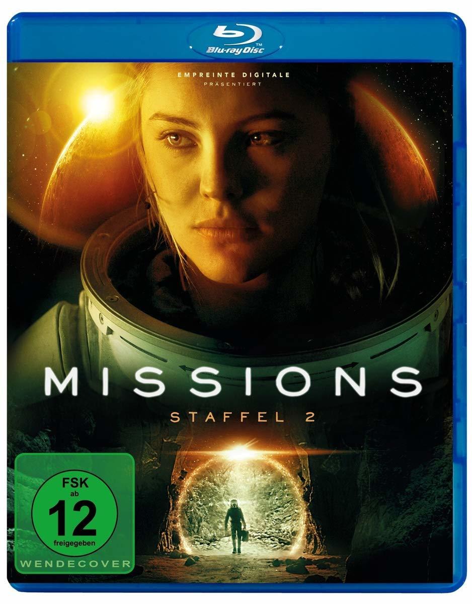 """Mysterium Mars: Wir verlosen Staffel 1 und 2 der Sci-Fi-Mystery-Serie """"Missons"""" auf BD"""