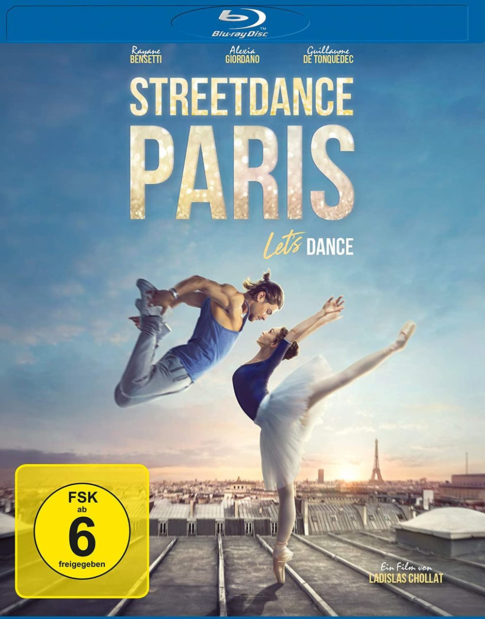 """Let's Dance: Wir verlosen das Tanz-Highlight """"StreetDance - Paris"""" auf BD"""
