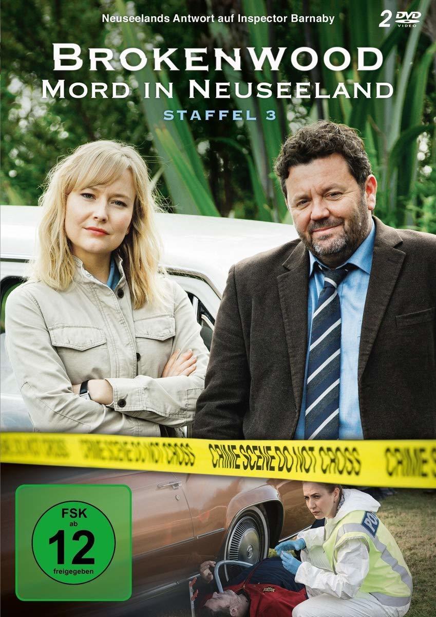 """Nur die Schafe waren Zeuge: Wir verlosen Staffel 3 der Krimiserie """"Brokenwood - Mord in Neuseeland"""""""