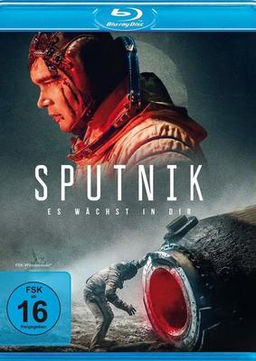 """Im Weltraum hört dich niemand schreien, daheim auf der Couch aber schon: Wir verlosen den Sci-Fi-Horrorfilm """"Sputnik"""" auf BD"""