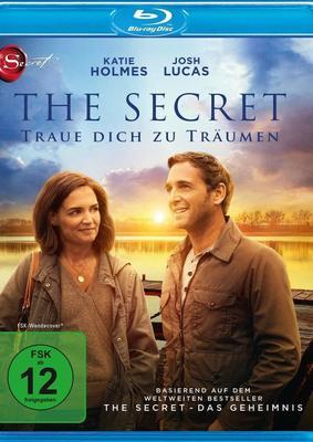 """Wir verlosen """"The Secret - Das Geheimnis: Traue dich zu träumen"""" mit Katie Holmes auf BD"""