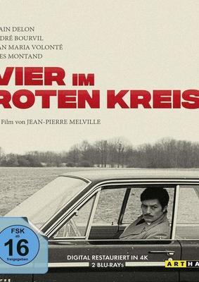 """Wir verlosen den Klassiker """"Vier im roten Kreis"""" auf DVD, BD sowie als 4K Ultra HD"""
