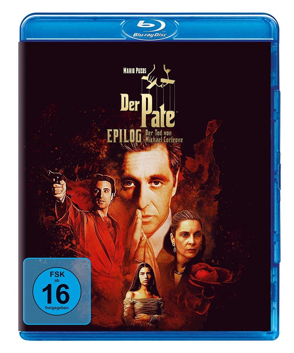 """""""Der Pate 3"""" in gut: Wir verlosen """"Der Pate - Der Tod von Michael Corleone - Epilog"""" auf BD"""