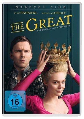 """Gekrönte Unterhaltung: Wir verlosen die erste Staffel von """"The Great"""" auf DVD"""