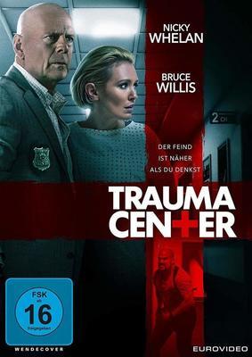 """Bruce Willis muss mal wieder jemanden retten: Wir verlosen """"Trauma Center"""" auf DVD"""