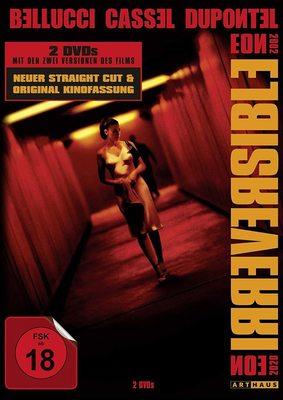 """Provokation in jeder Reihenfolge: Wir verlosen """"Irreversible - The Straight Cut"""" als DVD Special Edition"""