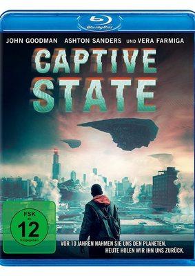 """Sci-Fi-Thriller mit  John Goodman: Wir verlosen """"Captive State"""" auf BD"""