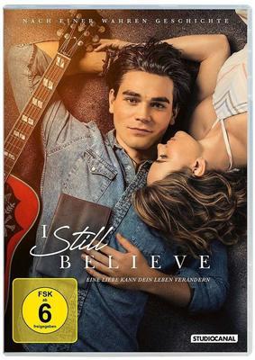 """""""I Still Believe"""", dass ihr dieses Drama bei uns auf DVD und BD gewinnen könnt"""