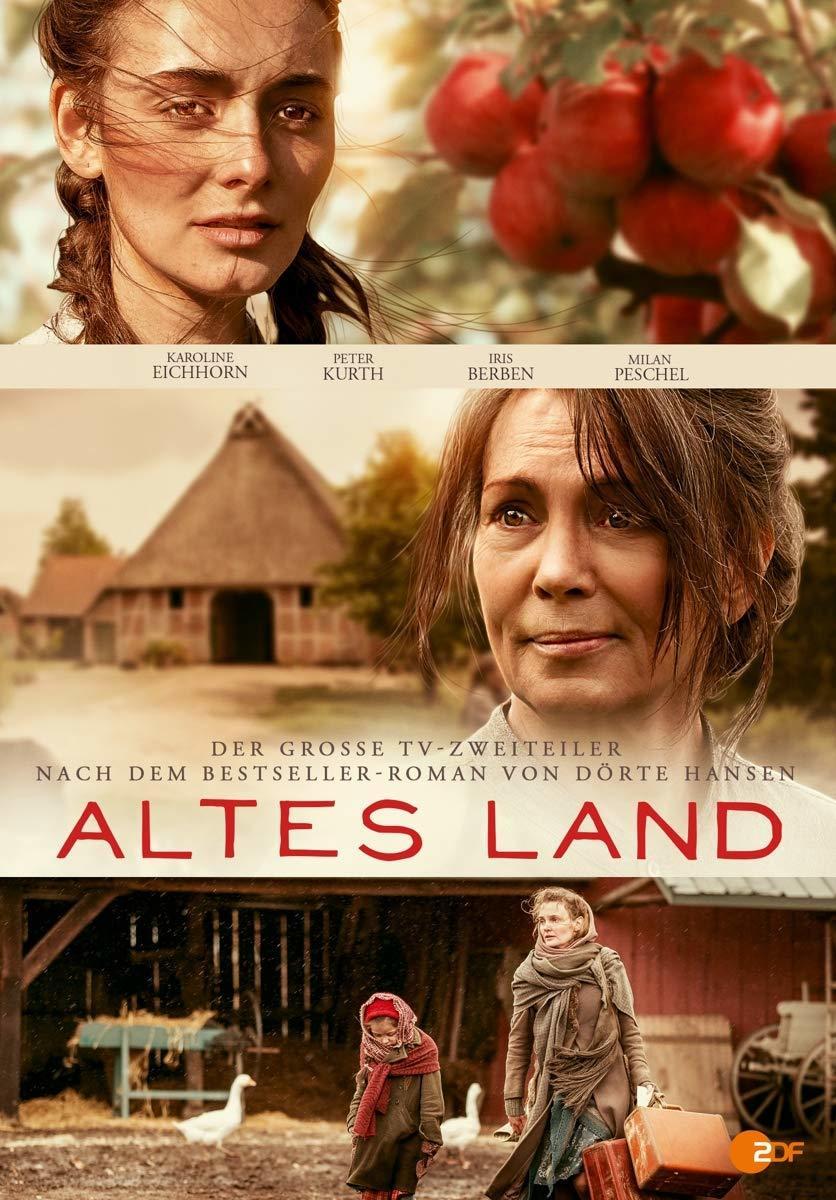 """Wir verlosen die Mini-Serie """"Altes Land"""" mit Iris Berben und Milan Peschel auf DVD"""