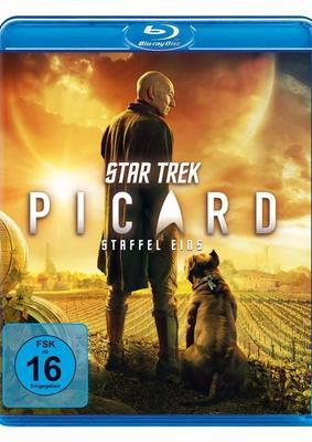 """Energie: Wir verlosen die erste Staffel von """"Star Trek: Picard"""" auf BD"""