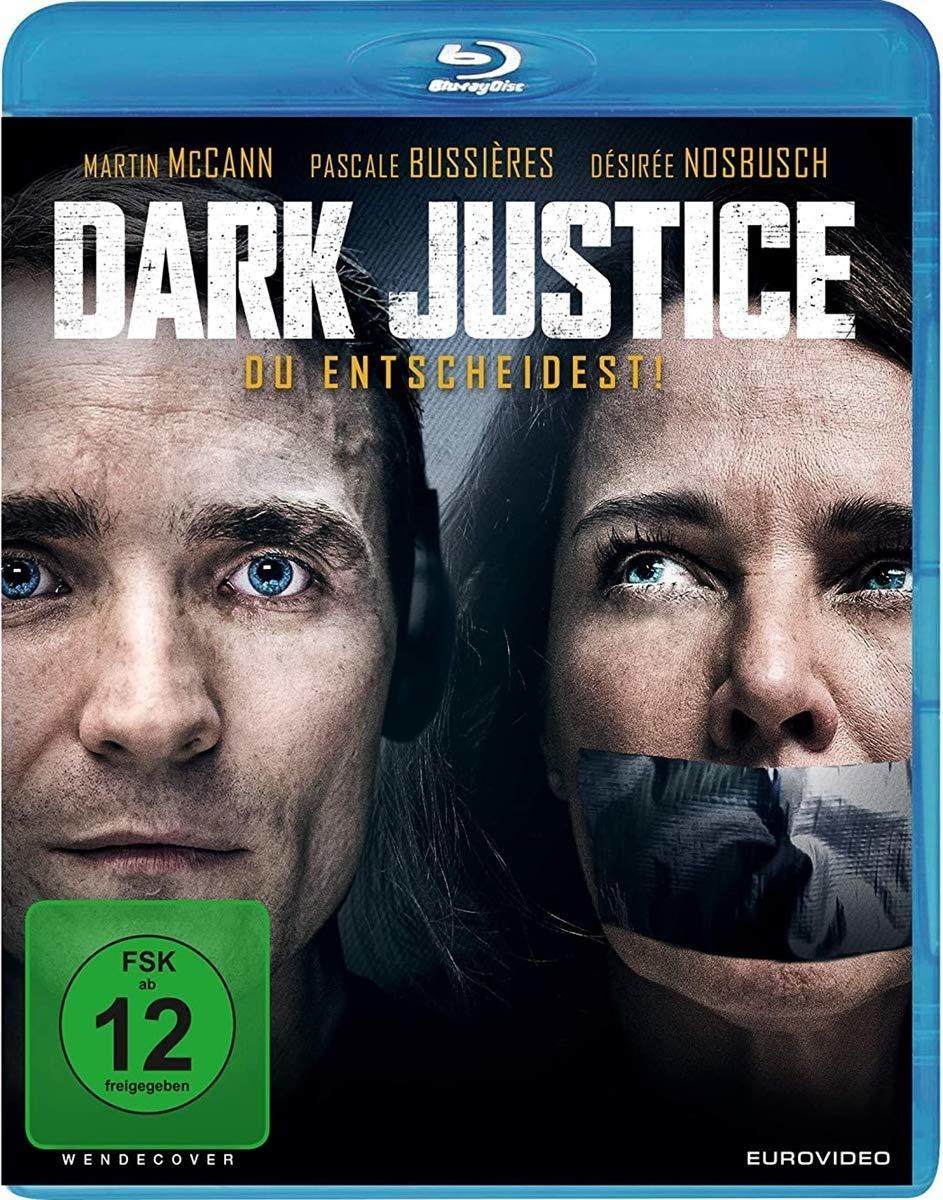 """Du entscheidest: Wir verlosen den Thriller """"Dark Justice"""" auf BD"""