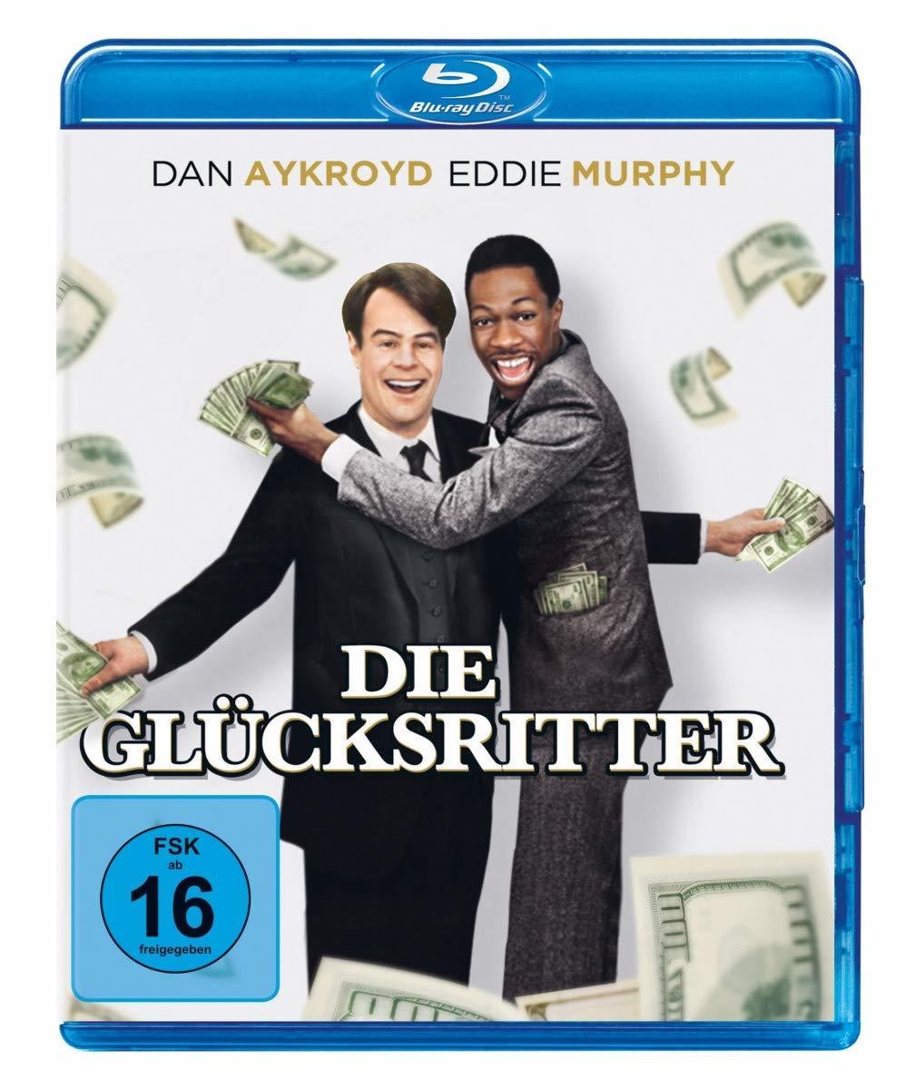 """Geld stinkt nicht: Wir verlosen den Eddie Murphy Klassiker """"Die Glücksritter"""" als Remastered auf BD"""