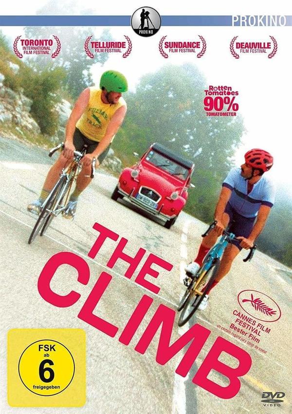 """Ein Geheimtipp des Jahres 2020: Wir verlosen """"The Climb"""" auf DVD"""