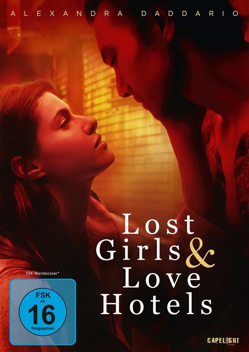 """Die Dunkelheit und das Licht der Liebe: Wir verlosen """"Lost Girls and Love Hotels"""" auf DVD"""