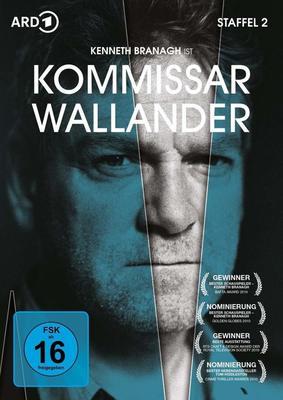 """Kenneth Branagh ist Kurt Wallander: Wir verlosen die zweite Staffel der Kult-Serie """"Kommissar Wallander"""""""