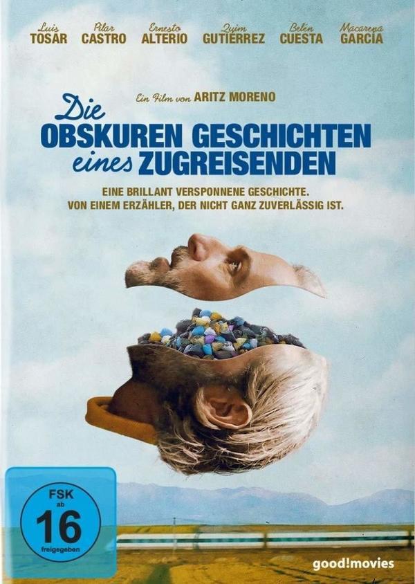 """Verloren in Geschichten: Wir verlosen den Mystery-Thriller """"Die obskuren Geschichten eines Zugreisenden"""" auf DVD"""