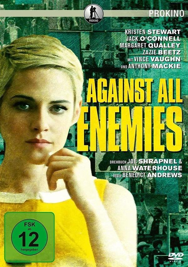 """Eine Ikone im Fadenkreuz: Wir verlosen das bewegende Biopic """"Against all Enemies"""" auf DVD oder BD"""