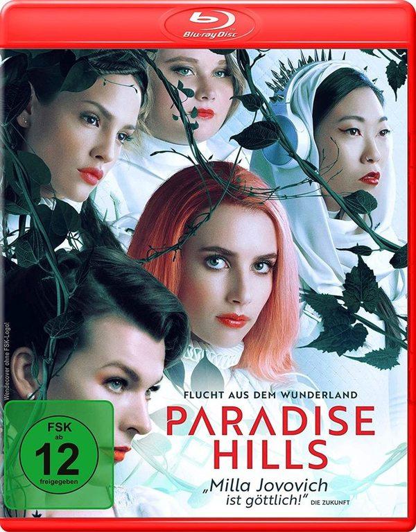 """Flucht aus dem Wunderland: Wir verlosen den starbesetzten Fantasy-Thriller """"Paradise Hills"""" auf BD"""