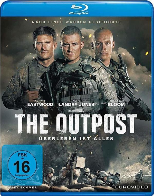 """Battle of Kamdesh: Wir verlosen das Kriegs-Drama """"The Outpost - Überleben ist alles"""" auf BD"""