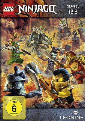 """Auf den Spuren des Totenkopfmagiers: Wir verlosen die neuen """"Lego Ninjago"""" Folgen 12.3  auf DVD sowie die passenden Hörspiele"""