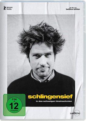 """Kettensägen, Kulissen und Kunst: Wir verlosen die eindringliche Dokumentation """"Schlingensief - In das Schweigen hineinschreien"""" als Fan-Paket"""