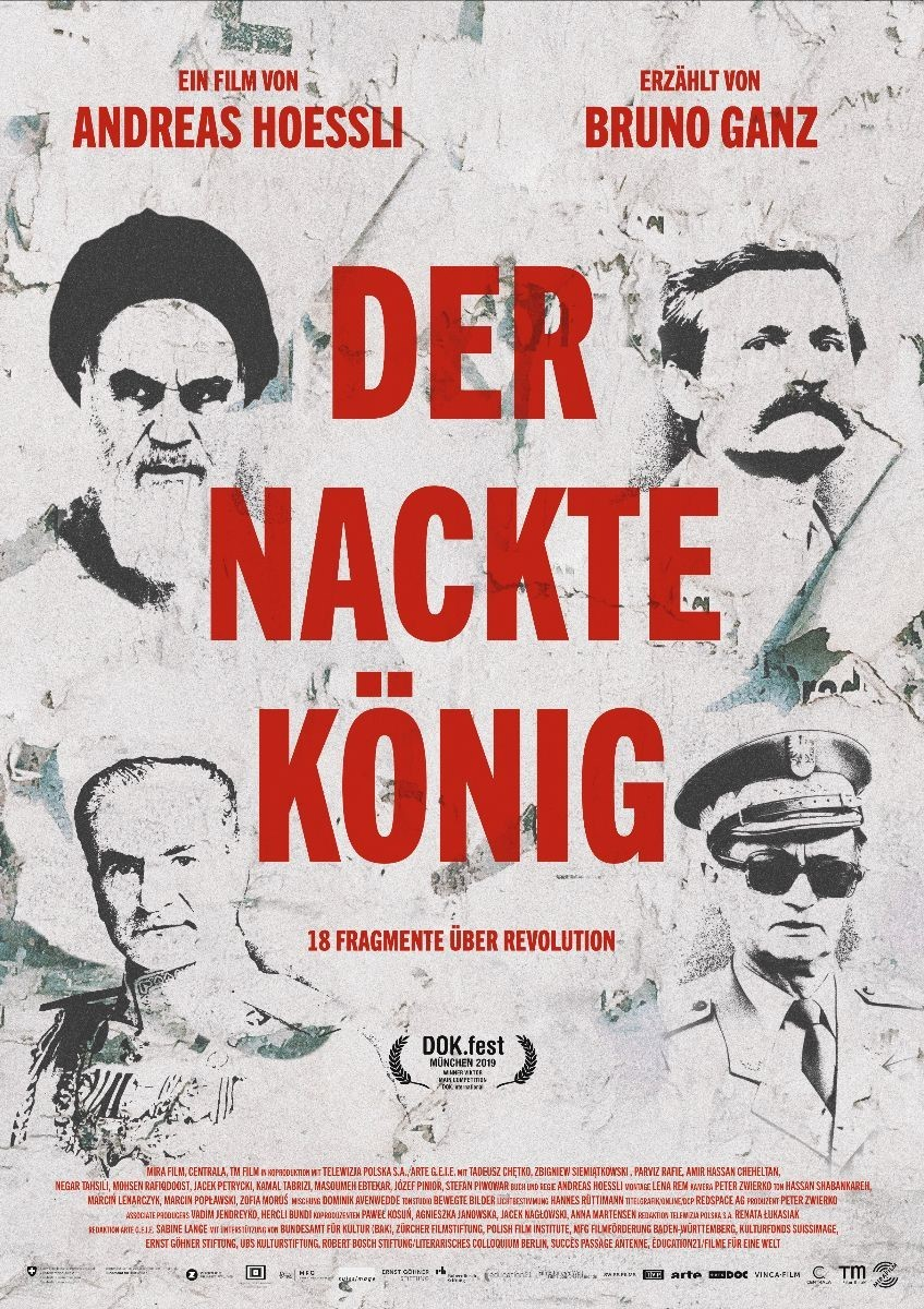 """Im W-film Online-Kino: Gewinnt zum Start der eindringlichen Dokumentation """"Der nackte König"""" 11.02. drei Zugänge"""