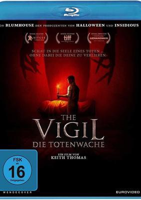 """Schau in die Seele eines Toten: Wir verlosen den Horrorfilm """"The Vigil - Die Totenwache"""" auf BD"""