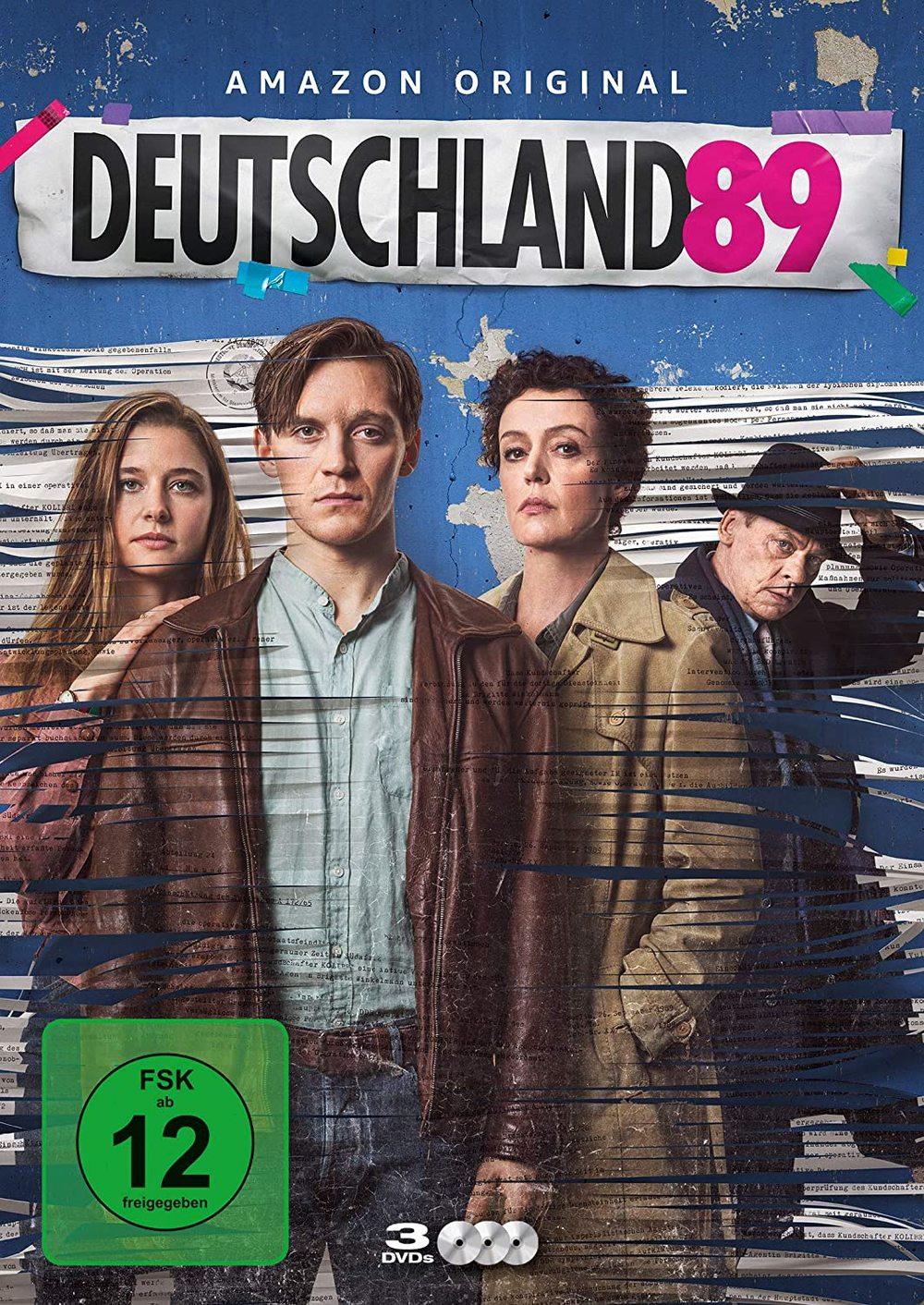 """Die finale Staffel: Wir verlosen das spannende """"Deutschland 89"""" auf DVD"""