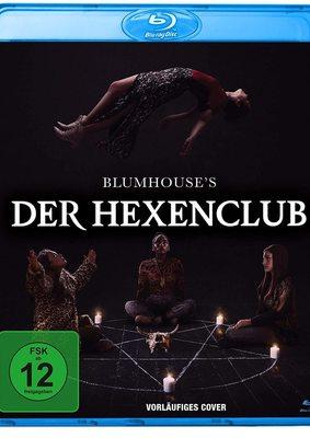 """Dunkle Magie: Wir verlosen das Horror-Fantasy Spektakel """"Blumhouse's Der Hexenclub"""" auf BD"""
